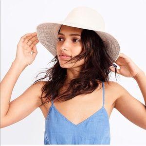 J Crew Floppy Brimmed Hat